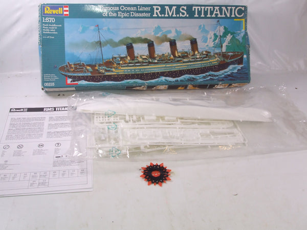 Revell RMS Titanic Model Kit 1/570 Scale