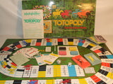 Totopoly Horse Racing Game By Waddingtons Boxed And Complete Vintage 1978