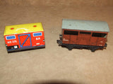 Hornby Duplo OO Gauge 3 Rail Track Including Points & 2 x Tinplate Wagons - Vintage Retro And Vinyl - 9