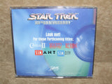 Star Trek 25th Anniversary Big Box PLUS Star Trek Generations - Both PC Games - Vintage Retro And Vinyl - 4