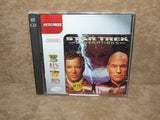 Star Trek 25th Anniversary Big Box PLUS Star Trek Generations - Both PC Games - Vintage Retro And Vinyl - 8