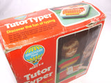 Palitoy Tomy Tutor Typer 1970s Boxed Toy For age 3 - 6 Years