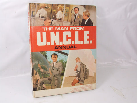The Man From Uncle Annual 1969 Un-Clipped Hardback