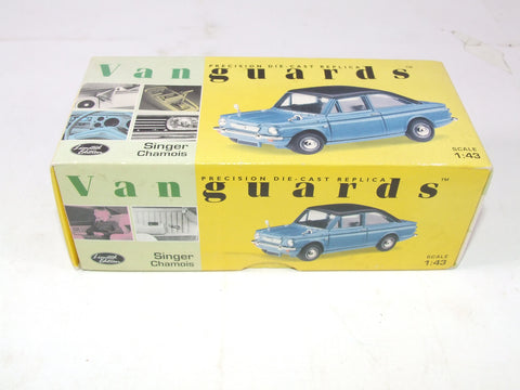 Vanguards Singer Chamios Limited Edition Model Car 1/43 Scale Boxed