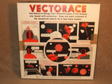 Vectorace Space Game Contents In excellent Condition Very Rare 1980's Board Game - Vintage Retro And Vinyl - 12