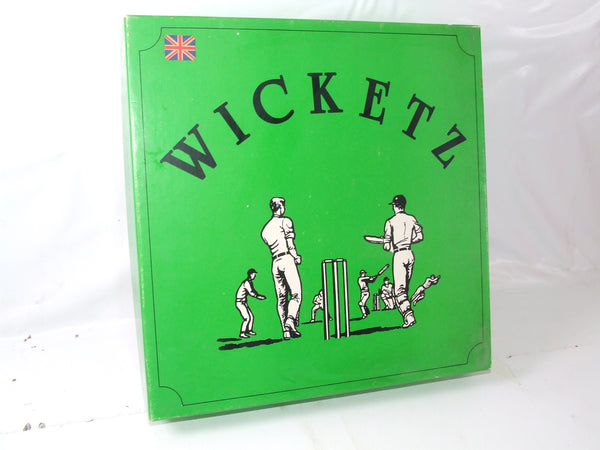 Wicketz A Cricket Board Game Suitable For Non-Cricketers Alike