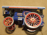 Matchbox Models Of Yesteryear Limited Edition 1905 Fowler Showmans Engine Boxed - Vintage Retro And Vinyl - 7