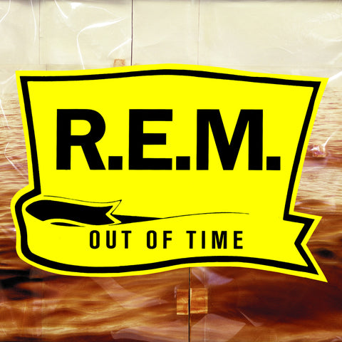 Out of Time 25th Anniversary - 3 LP Box Set - R.E.M.  - 1