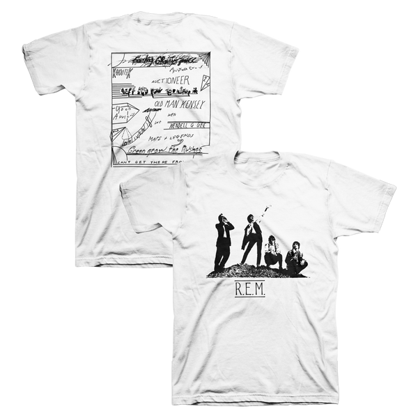 Fables Throwback Tee - R.E.M.  - 1