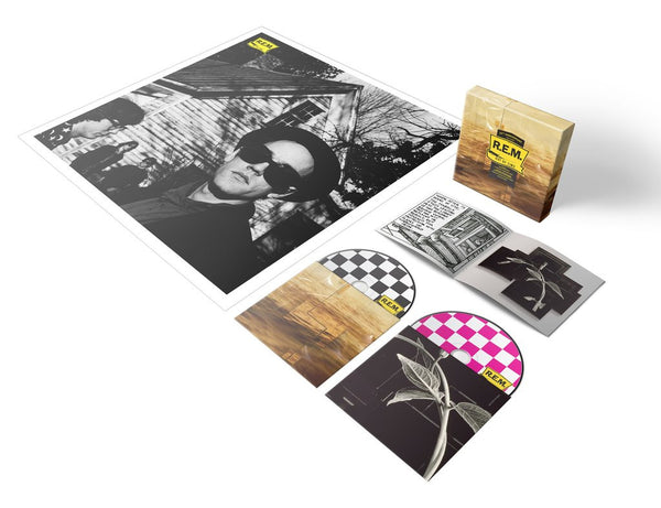 Out of Time 25th Anniversary - 2 CD Set - R.E.M.  - 2