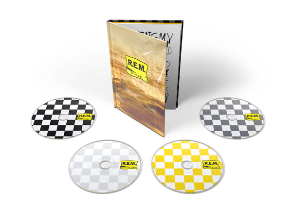 Out of Time 25th Anniversary - Deluxe 3 CD + Blu-ray - R.E.M.  - 2