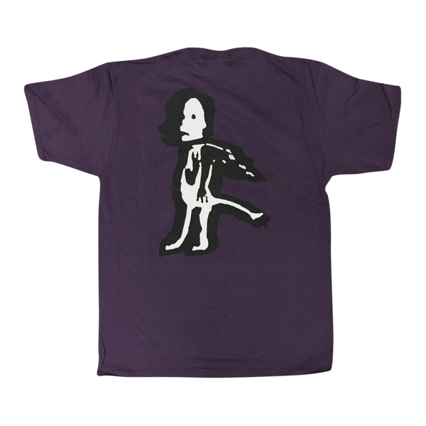 Purple Pure R.E.M. Originals Tee - R.E.M.  - 3