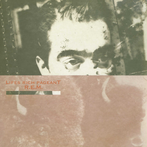 Life's Rich Pageant Vinyl - R.E.M.