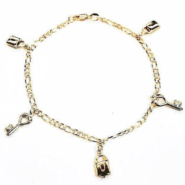 on manoula en plated gold bracelets bracelet word chain the with silver