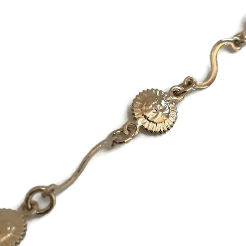 Sunshine Design Anklet 18Kts Of Gold Plated Anklet