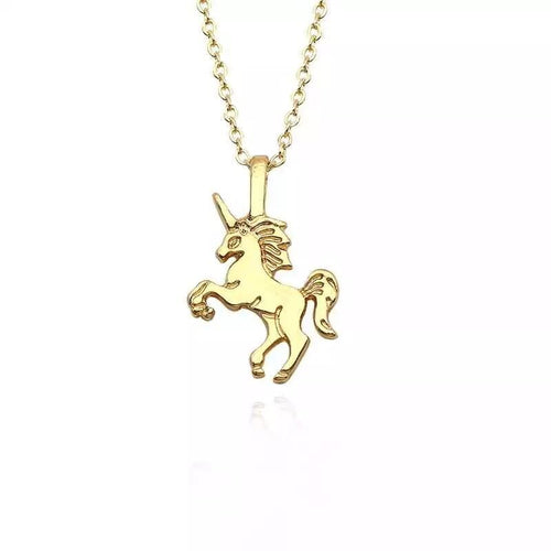 Unicorn Necklace Chains