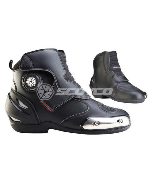 MBT003-Street motorcycle Boots