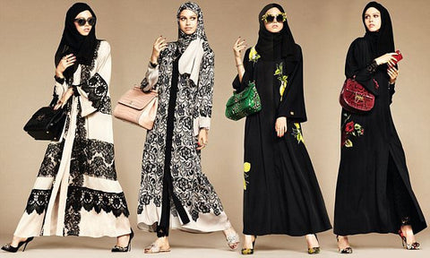 Dolce & Gabbana modest fashion