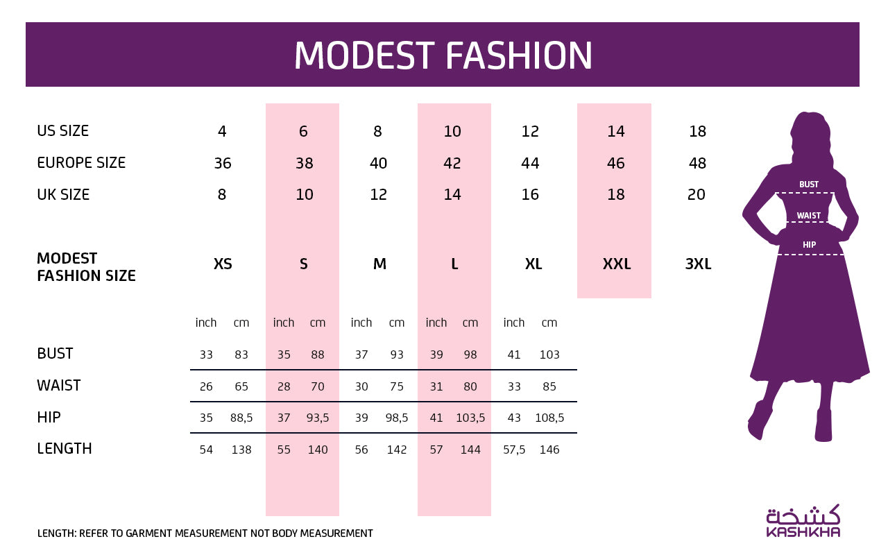 modest-fashion-size-guide