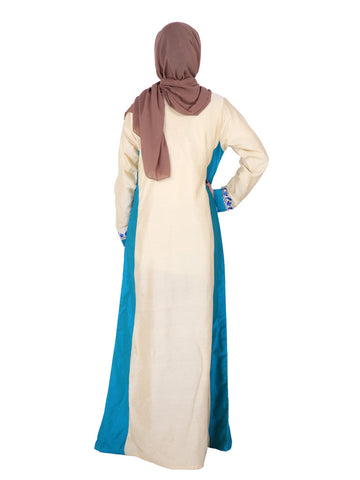 Timeless Embroidered Jalabiya