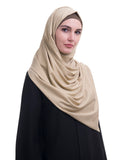 Cotton Knit Evening Hijab