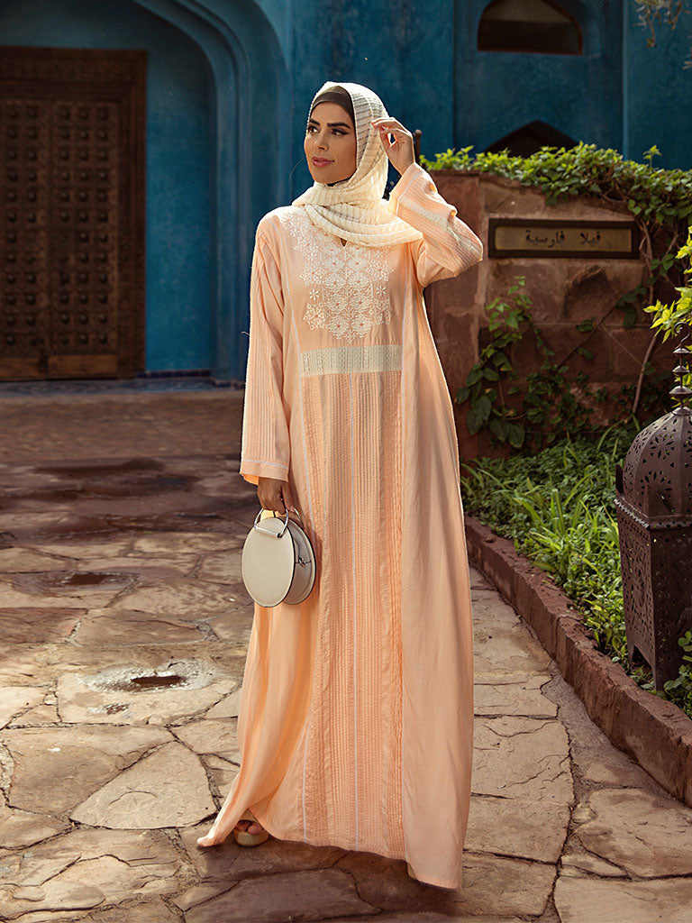 Formal Maxi Jalabiya