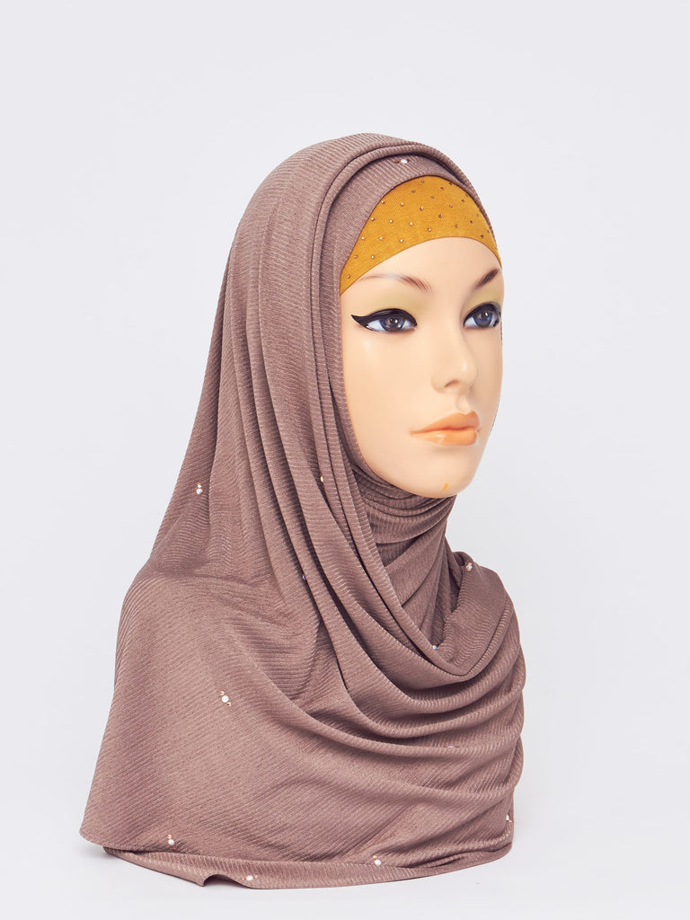 Pinstripe Ready to wear Hijab