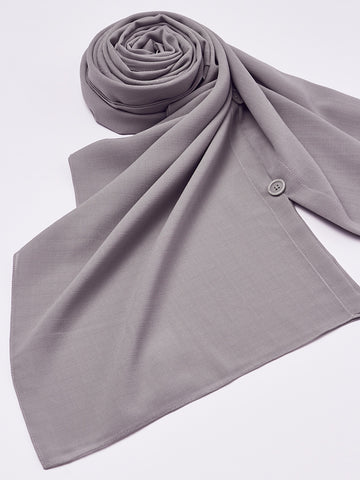 Buttoned Scarf