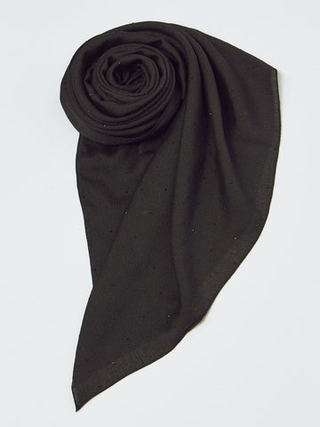 Satin Diamante Hijab