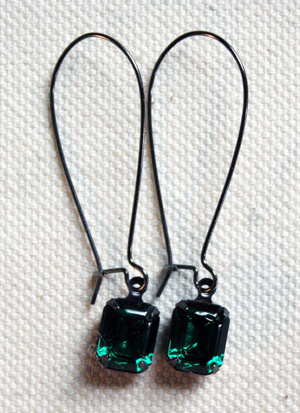 Vintage Swarovski Crystal Special Occasion Earrings