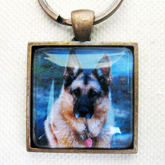 Custom Photo Pendant for Necklaces, Keychains, and Bottle Openers