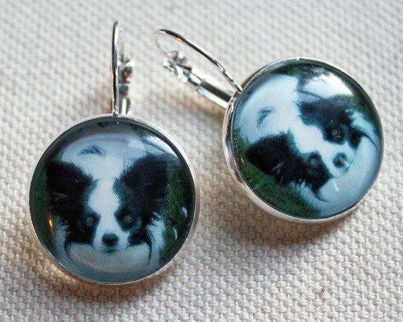 Custom Photo Earrings