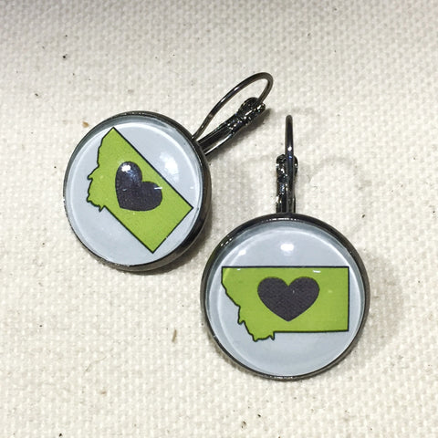 Montana LOVE earrings