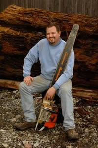 David Westberg. Montana Chainsaw Carver