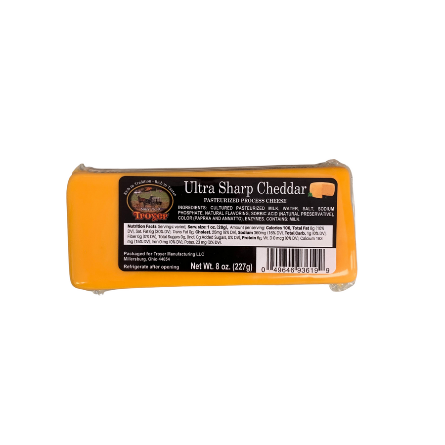ultra sharp cheddar cheese