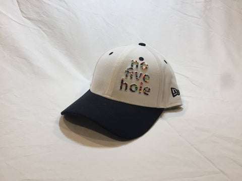"z- ""no five hole"", Snapback, White"