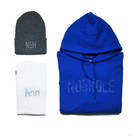 Promo Package #4: Blue