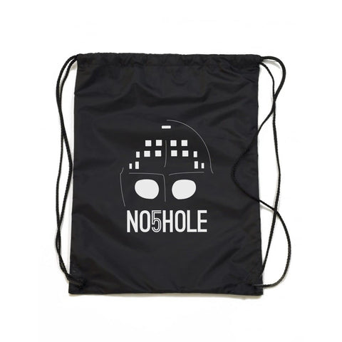 NO5HOLE Cinch bag