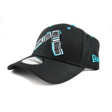 Goalie Pad Cap - Teal & Black - 9FORTY