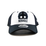 Goalie Mask Cap- Navy & White- 9FORTY
