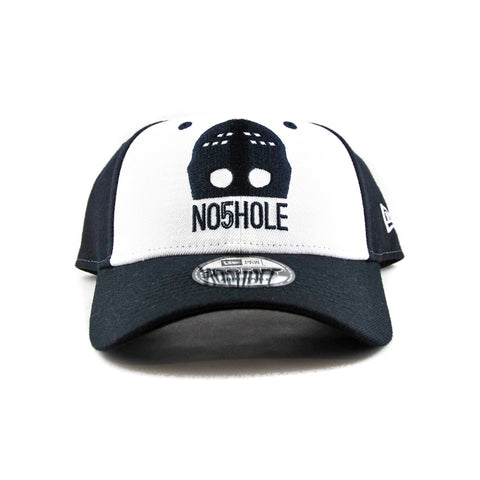 Goalie Mask Cap- Navy & White- 9FIFTY
