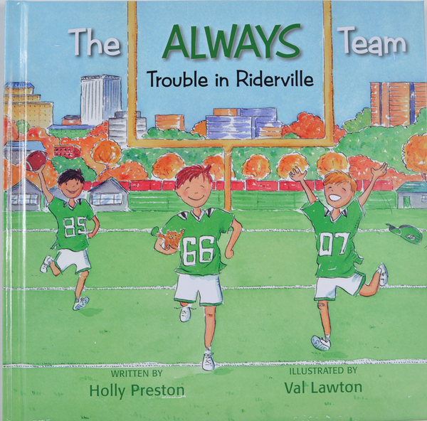THE ALWAYS TEAM - TROUBLE IN RIDERVILLE
