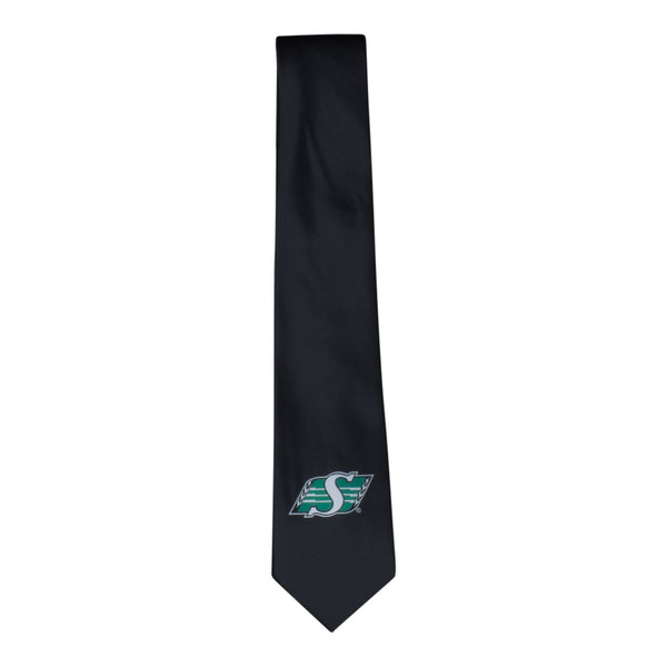 TIE - SHIELD LOGO BLACK