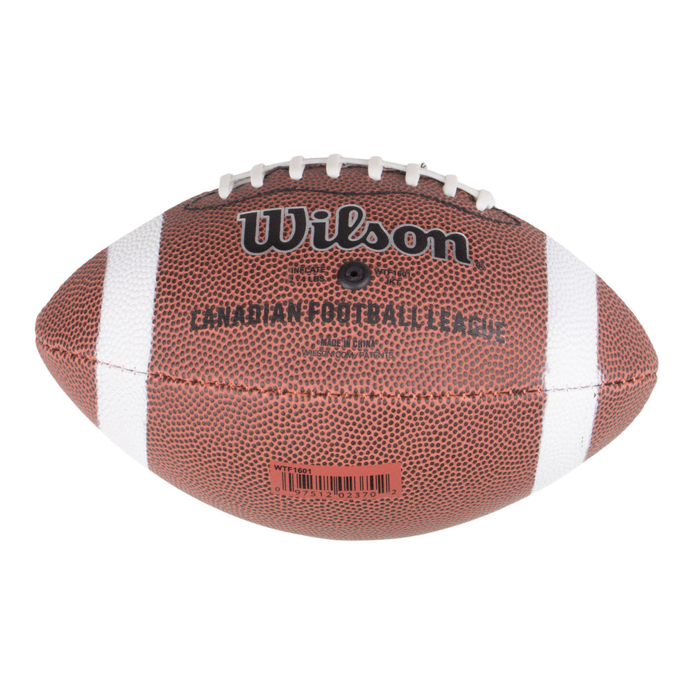 Mini Team Logo Football