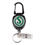 Retractable ID Clip Retro