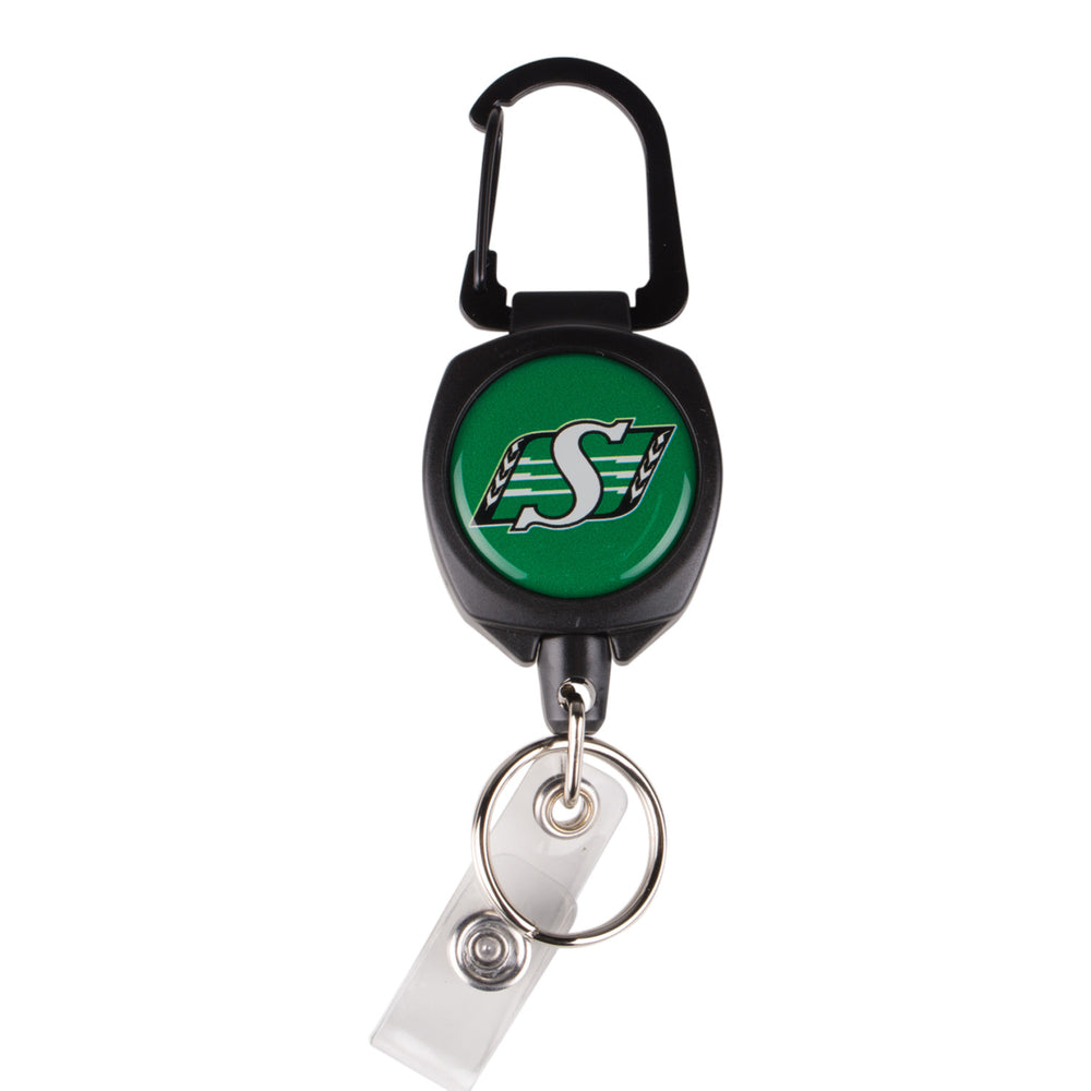 Retractable ID Clip Shield