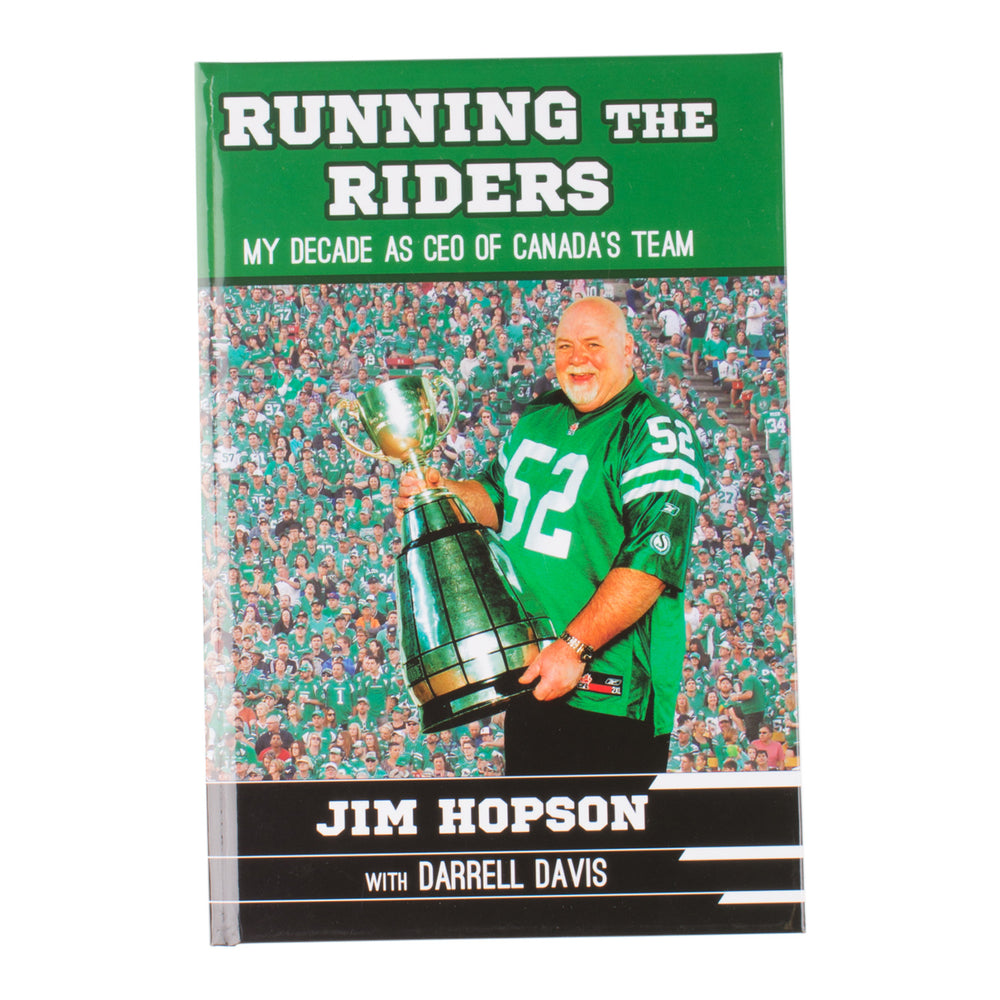 HOPSON - RUNNING THE RIDERS HC
