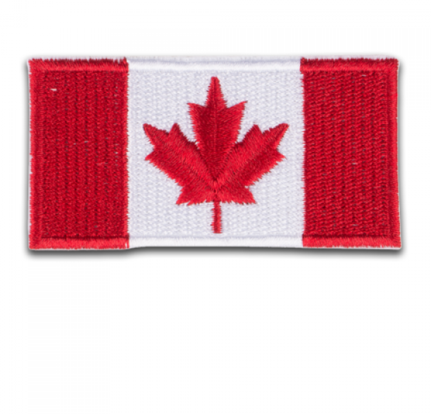 Canada Day Patch - Colour