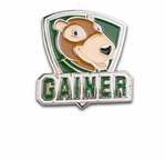 Gainer Shield Pin