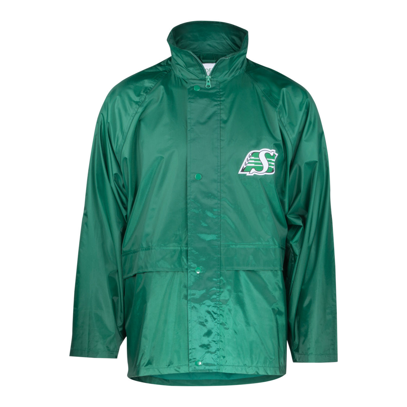 ADULT RAIN JACKET GRN